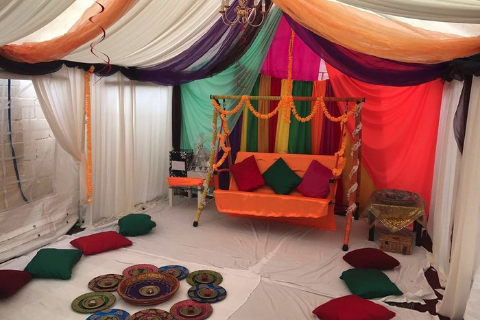 mehndi marquee hire tru3 events